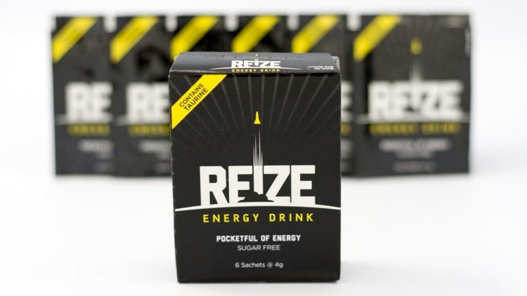 Christmas gift ideas for men and women: A stash of REIZE Energy Drinks
