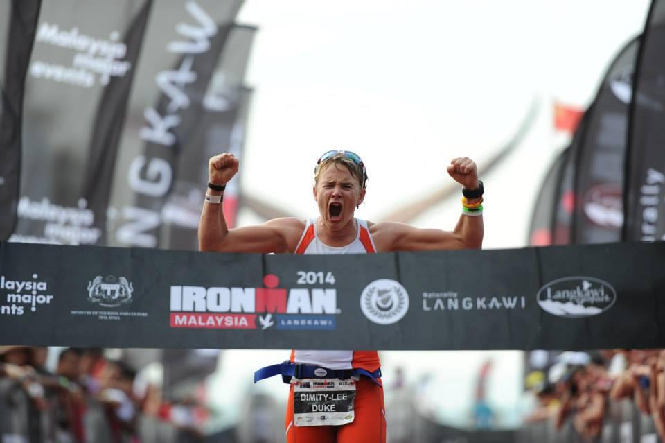 REIZE Ironman Dimity-Lee Duke