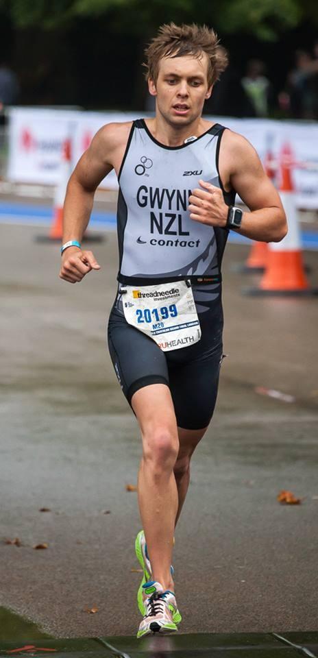 REIZE triathlete George Gwynn - if it's good enough for George it's good enough for us