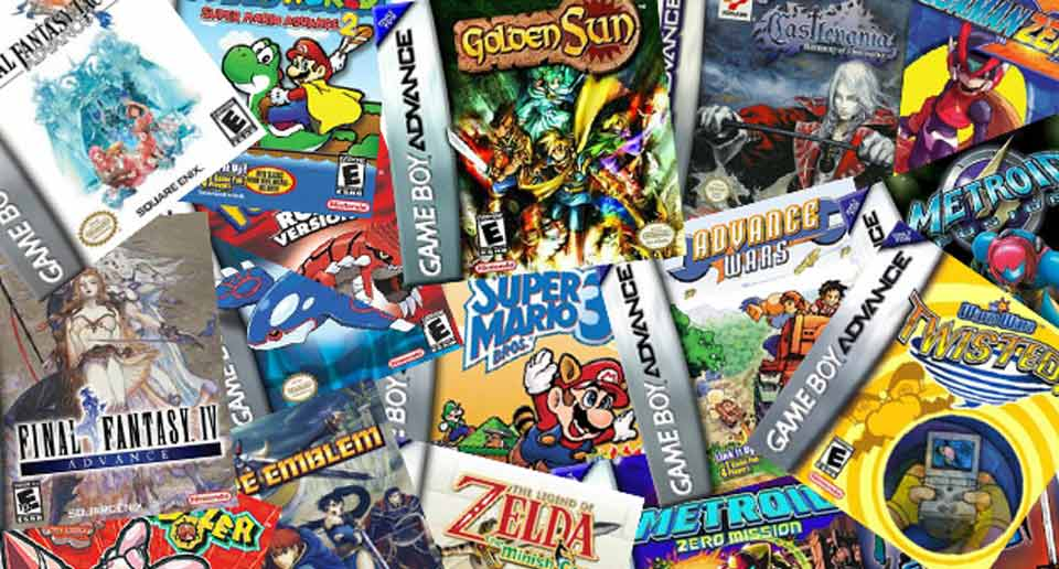 Best GBA Games: Gameboy Advance Games You Can Still Play Today
