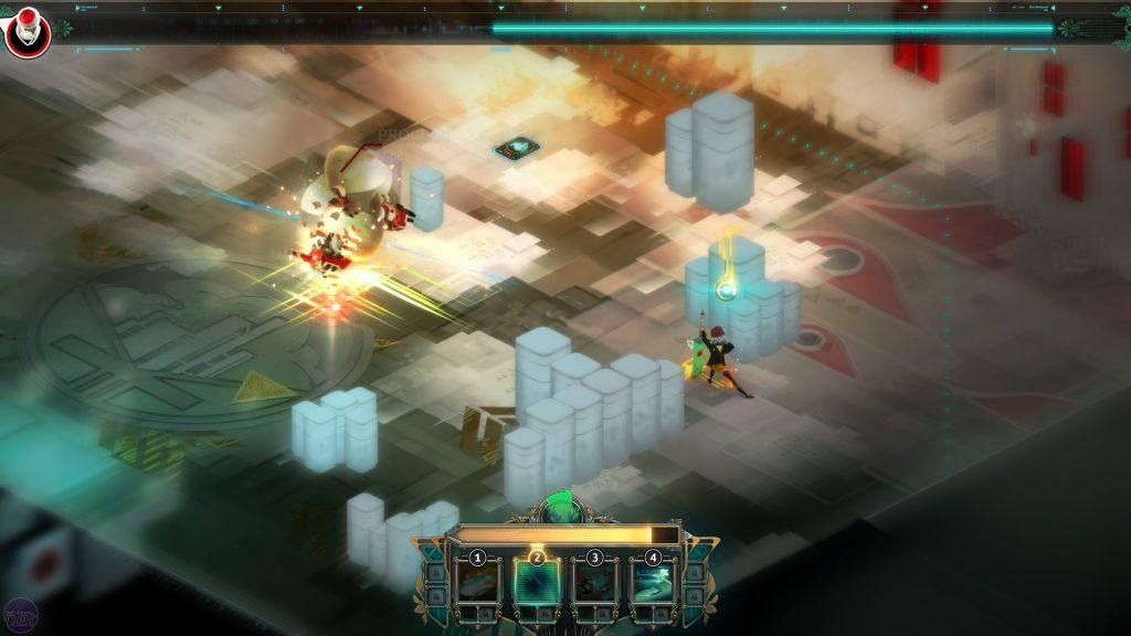 Transistor - 10 Best Games