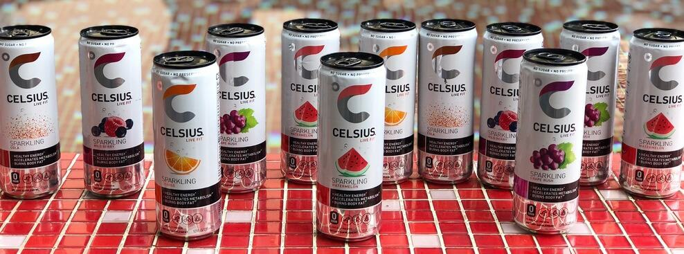 Are the ingredients in Celsius energy drink healthy?