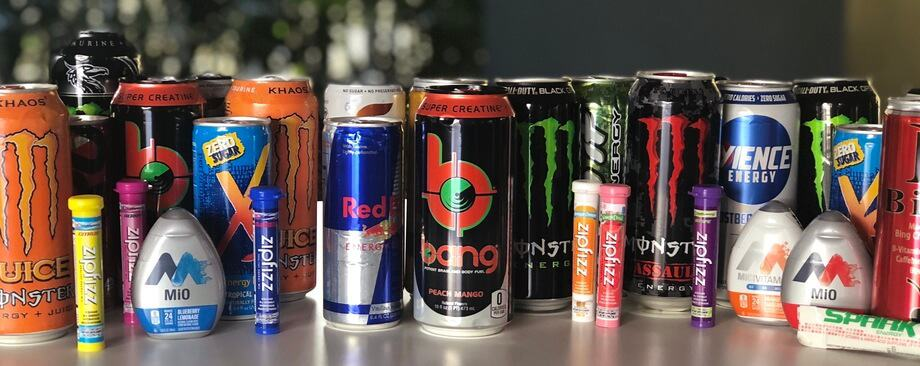 There are many great energy drinks that work better than caffeine pills.