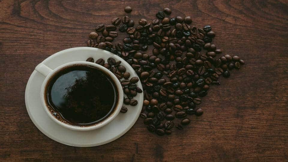 Advocare Spark drink contains slightly more caffeine than a coffee.