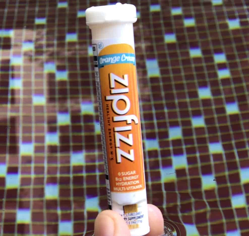 Zipfizz orange cream can be bought online.