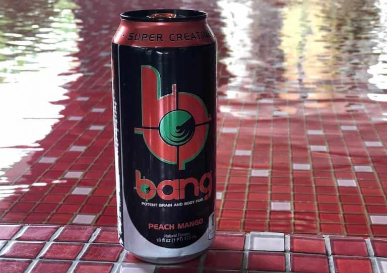 Strongest energy drink ranked 2019 bang