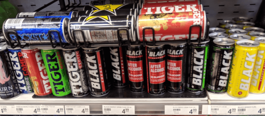 These are some of the best energy drinks in Poland.