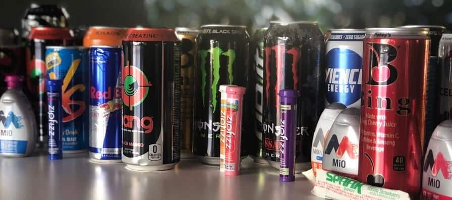 These are some of the best energy drinks available in USA.