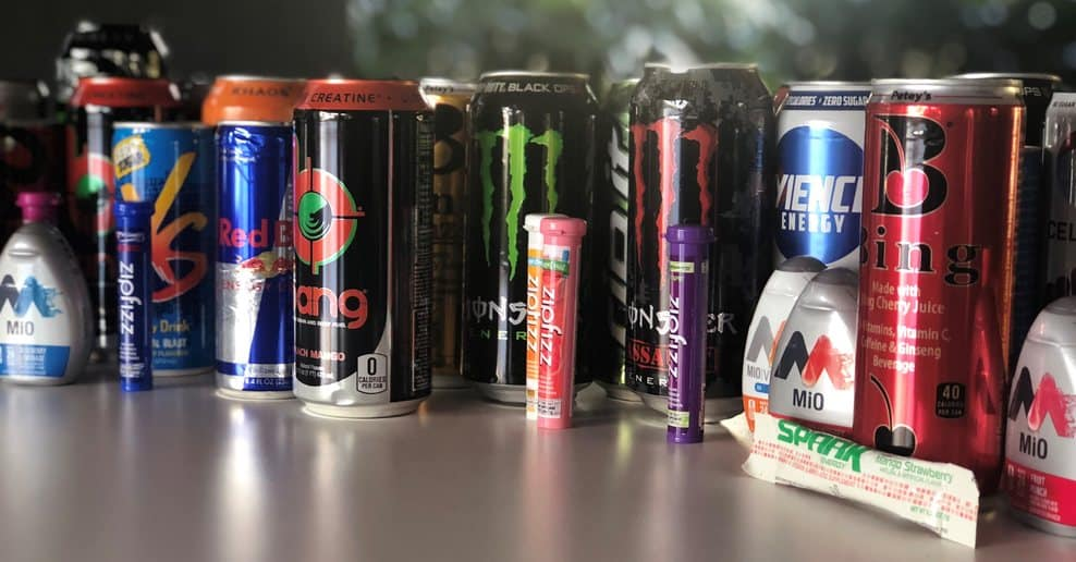 Best energy drinks for adults