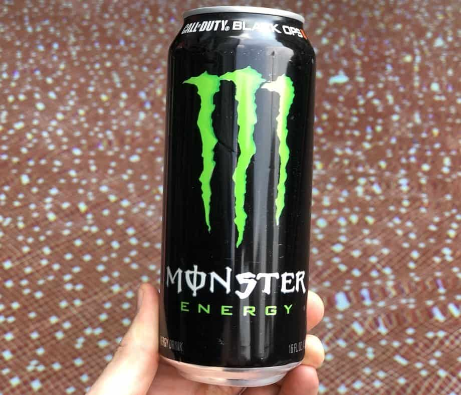 Monster energy drink bad for you