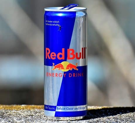Red bull ranked 6th best gaming energy drink
