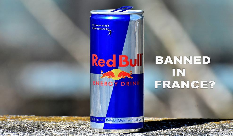 Red Bull Banned In France?