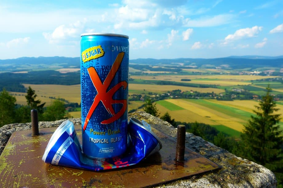 XS energy drink one of the best healthy energy drink
