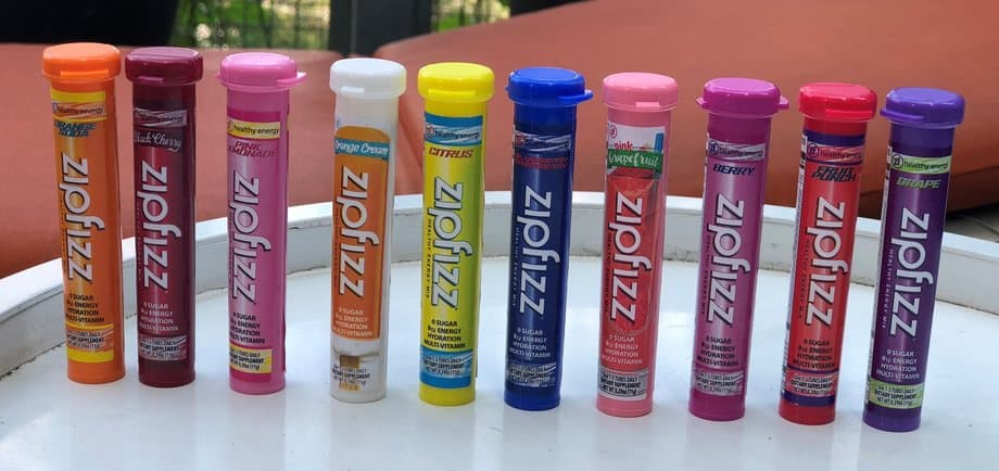 Zipfizz is one of the best energy drinks for daily use