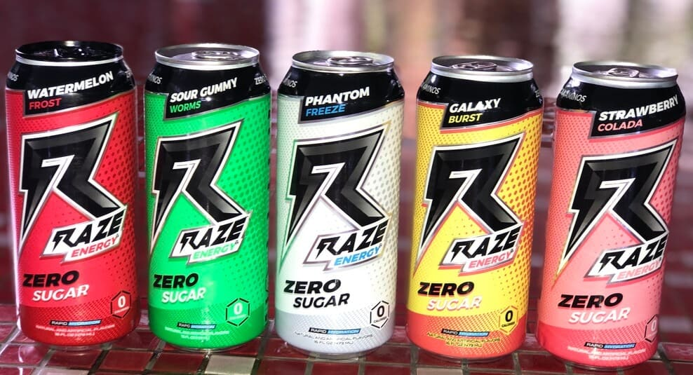 Can You Drink Raze Energy Drink Every Day? (Legit)