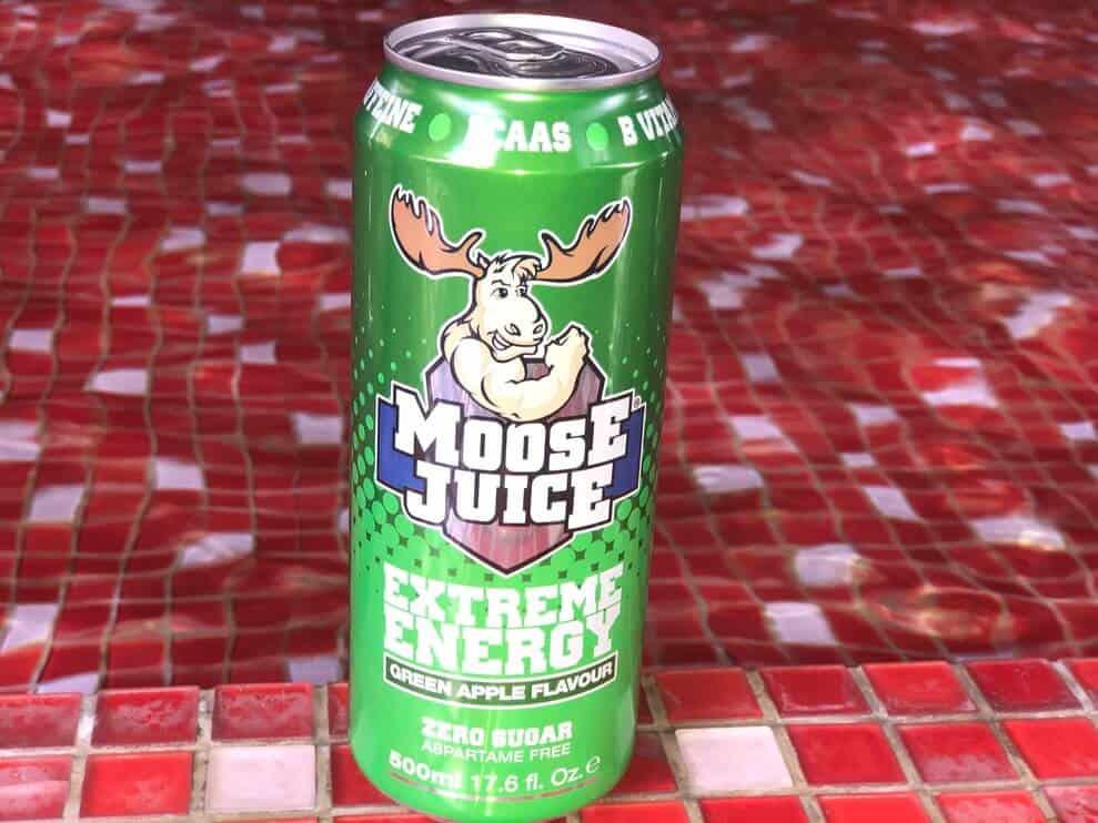 Moose Juice Energy Drink review (does it work?)