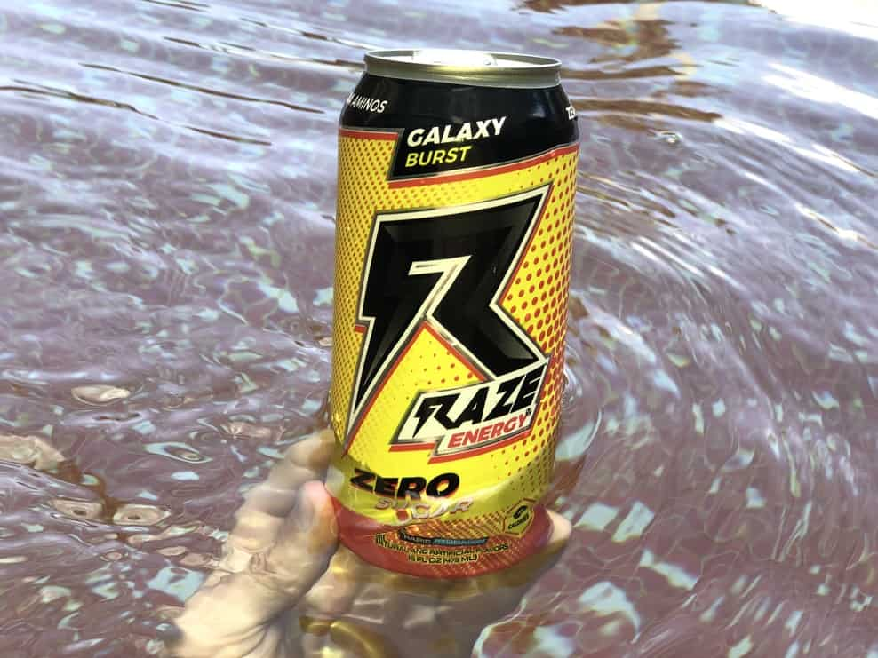 Is Raze Energy Drink Vegan? (Detailed)