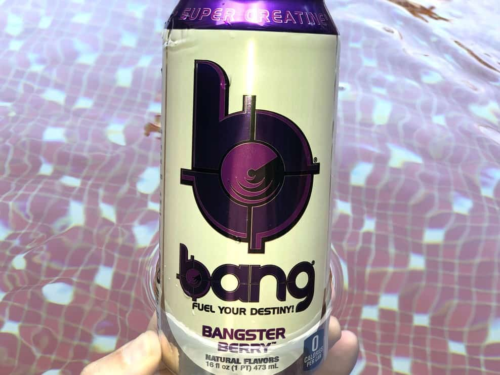 Bang Energy Nutrition Facts (Analyzed)
