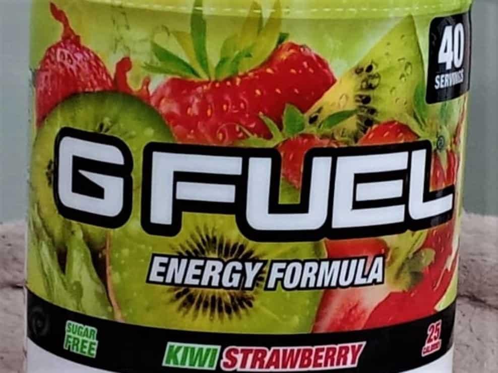 G Fuel Energy Drink Caffeine & Ingredients (Info)