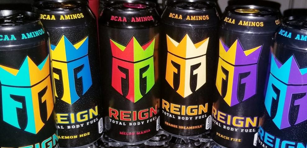 Reign Energy Drink Caffeine and Ingredients (Full)