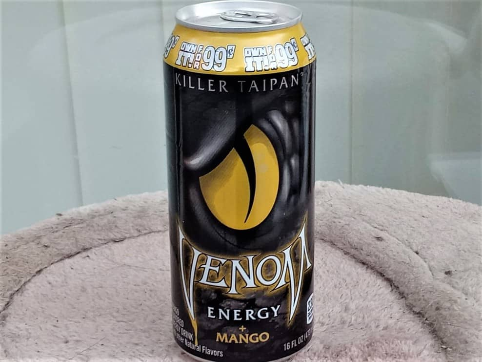 Is Venom Energy Drink Vegan? (And Other Facts)