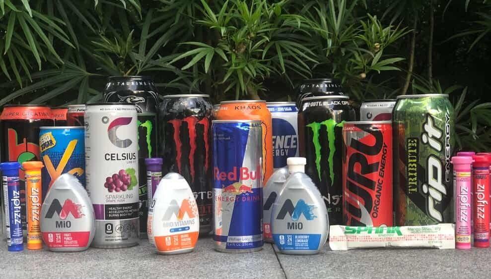 Buy American Energy Drinks Online (Amazing Deals)