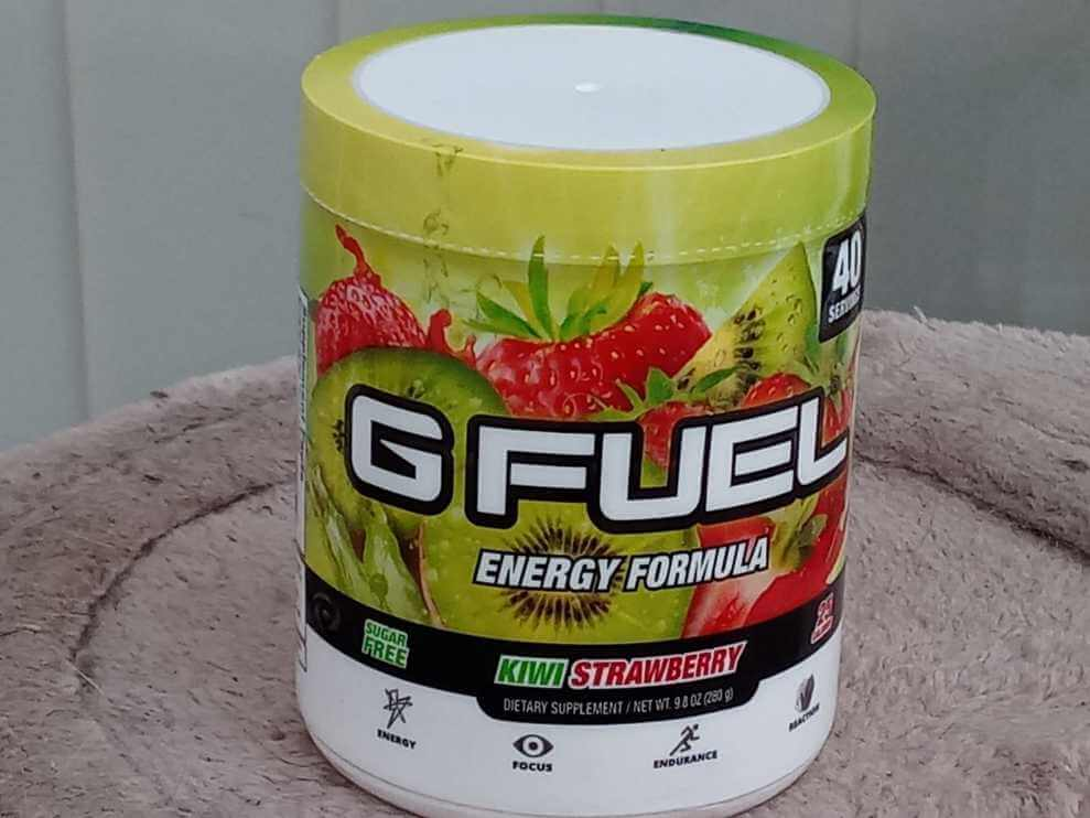 G Fuel Powder Nutrition Facts (Is It Healthy?)