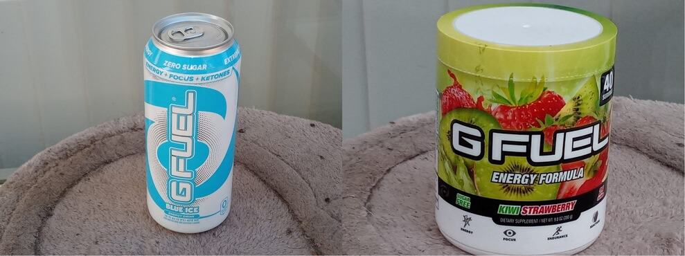 G Fuel Cans VS G Fuel Powder (Which Is Better?)