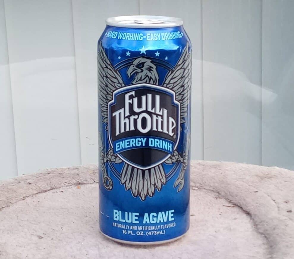 Full Throttle Energy Drink Review (Facts)