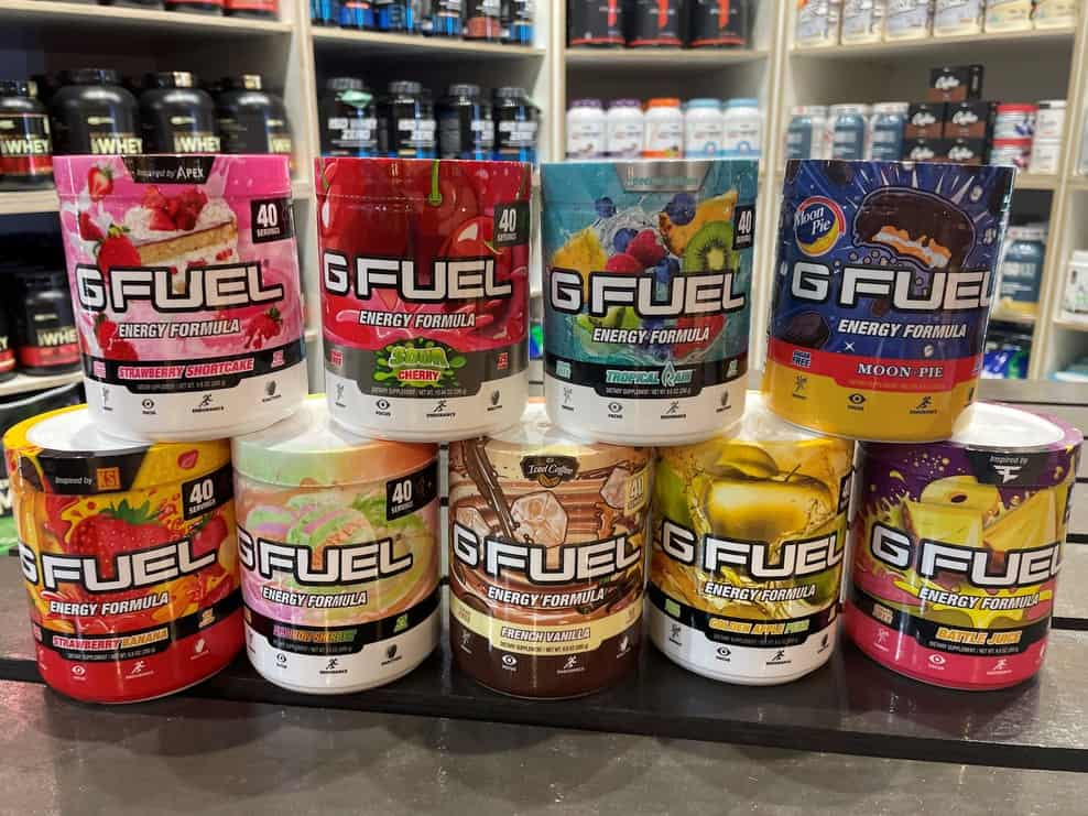 Tracking Your G Fuel Order (What To Know)