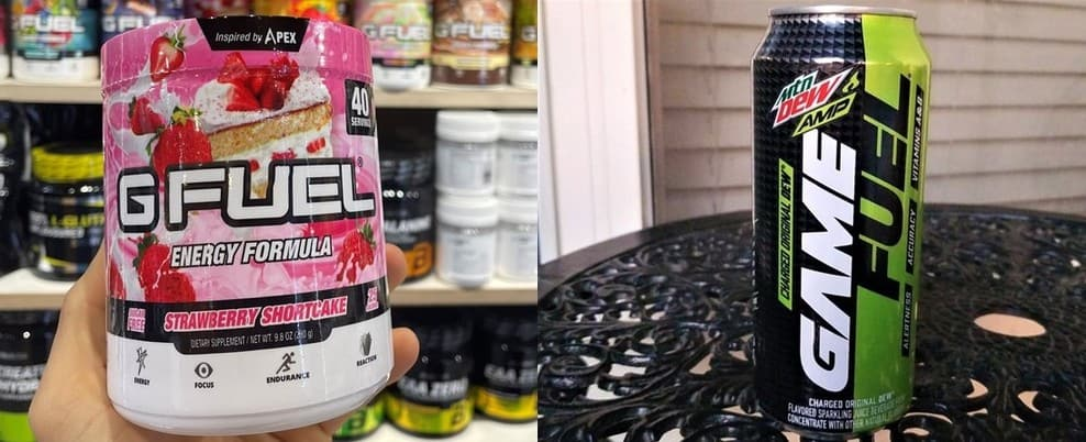 G Fuel VS Game Fuel (Who Wins?)