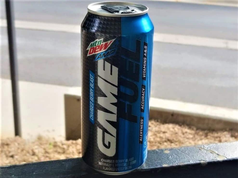Game Fuel Caffeine and Ingredients (Detailed)