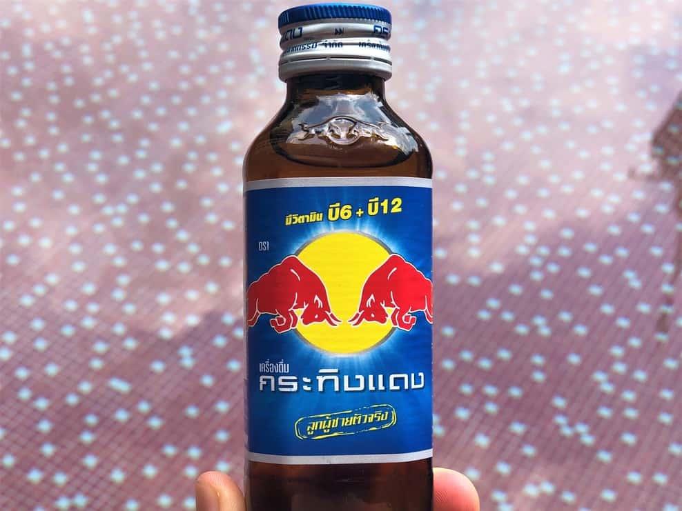 Krating Daeng Caffeine And Ingredients (Detailed)