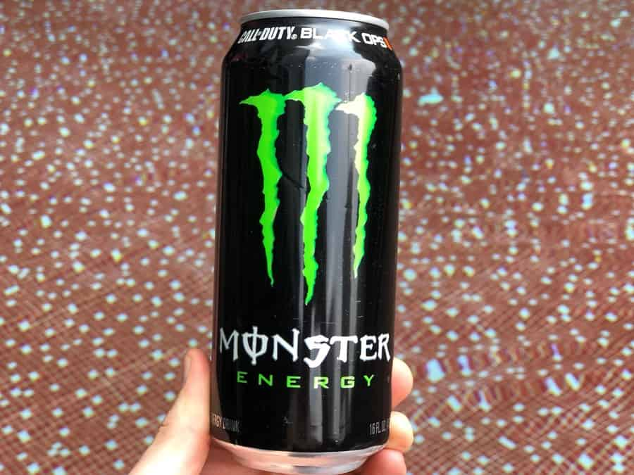 A Can of Monster Energy Original