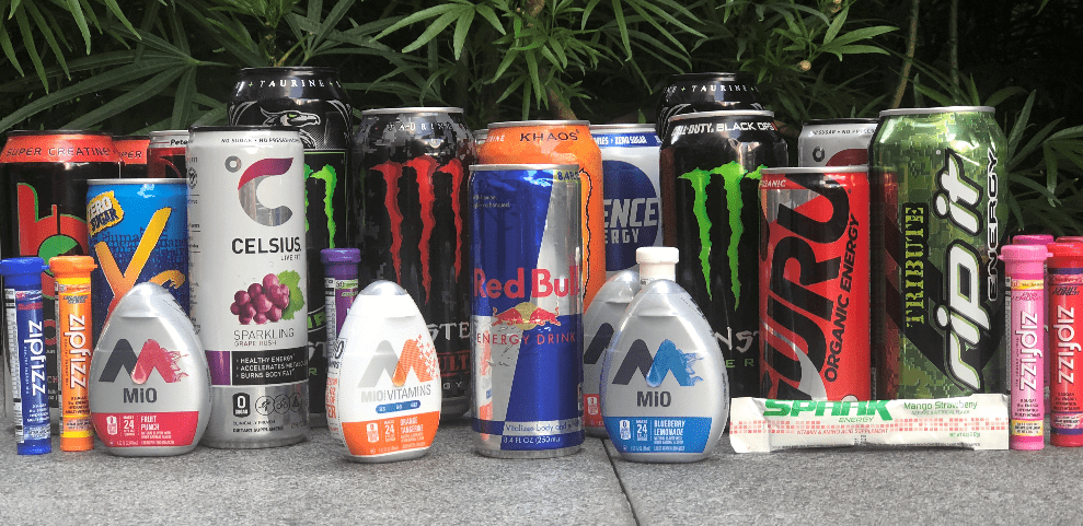 Energy Drink Nutrition Facts (Deep Dive)