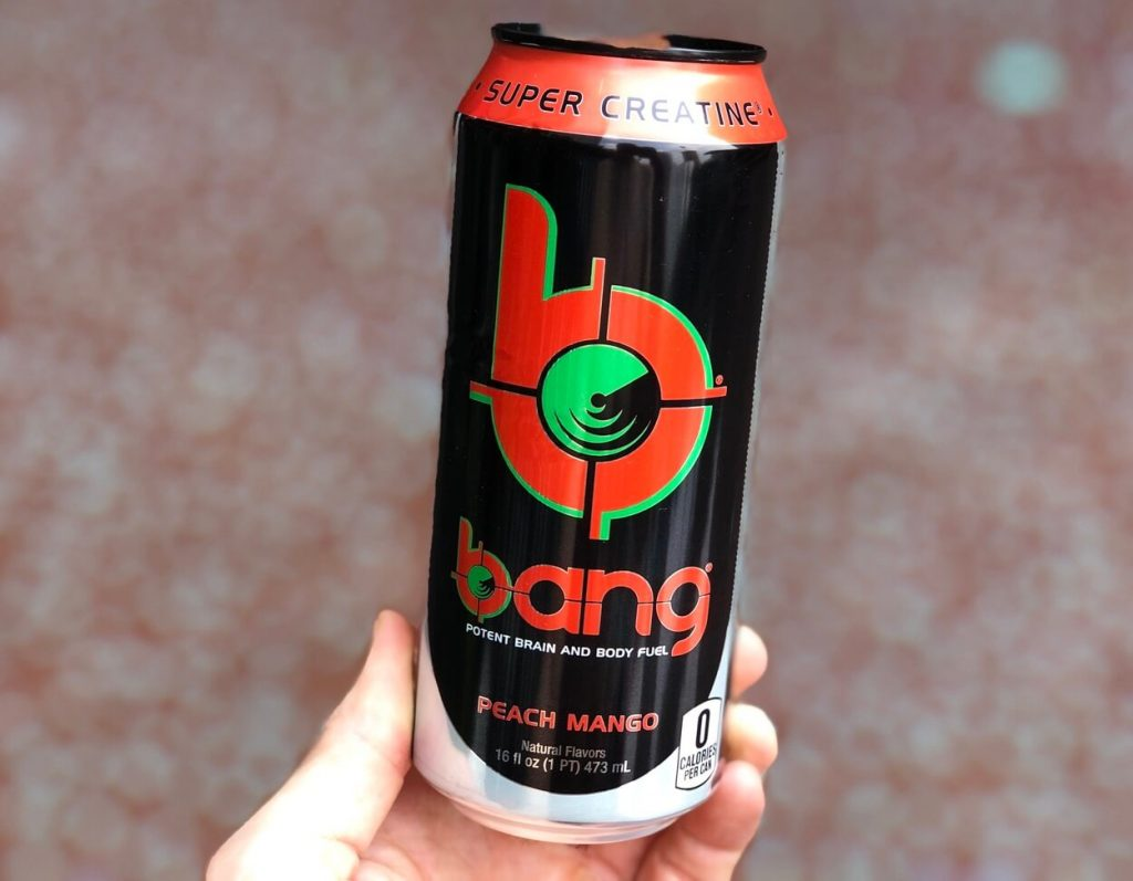 A picture of Bang Energy Drink