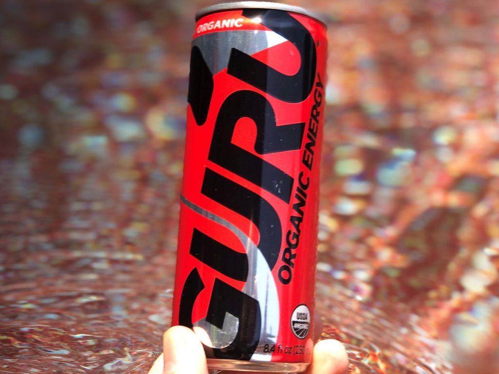 GURU Energy Drink.
