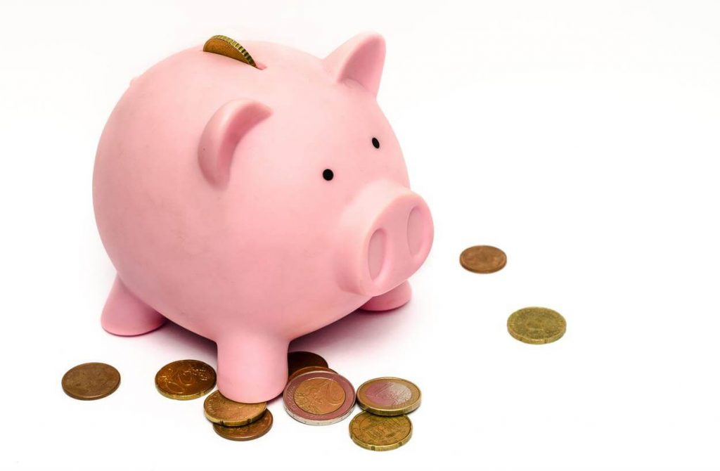 A picture of piggy bank