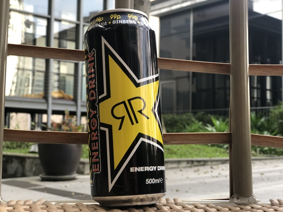 Rockstar Energy, 16fl.oz Can.