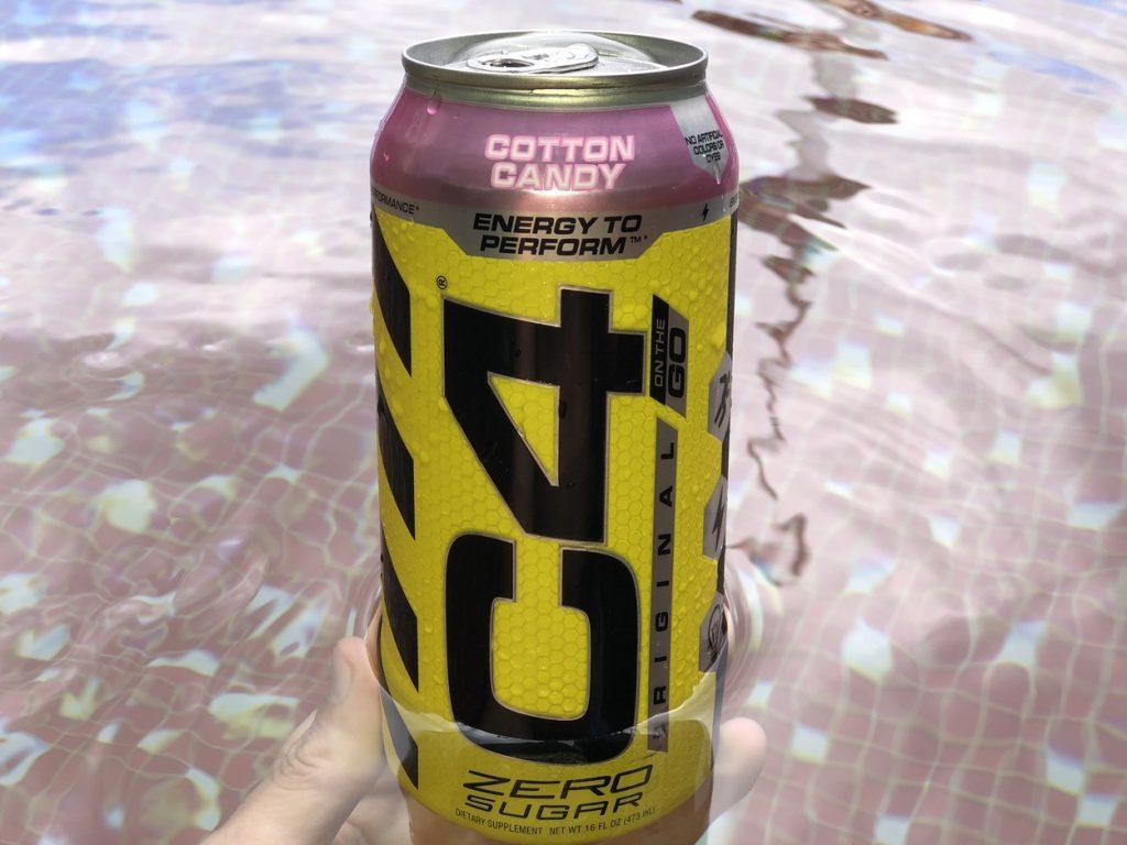 Photo of C4 Energy Drink