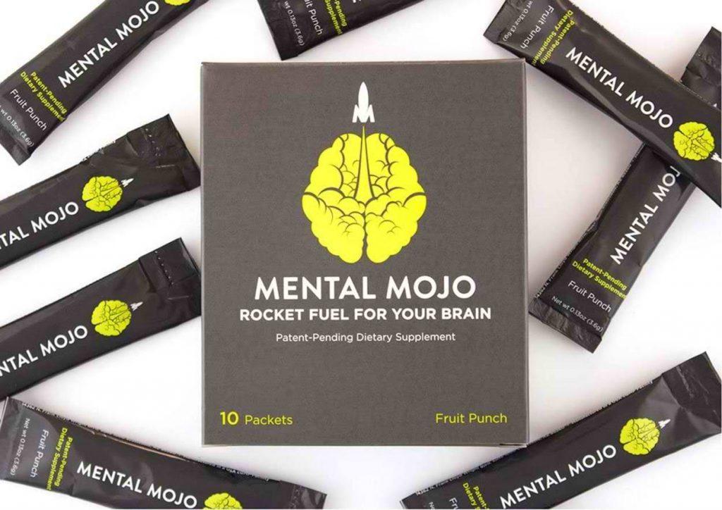 Sachets of mental mojo.