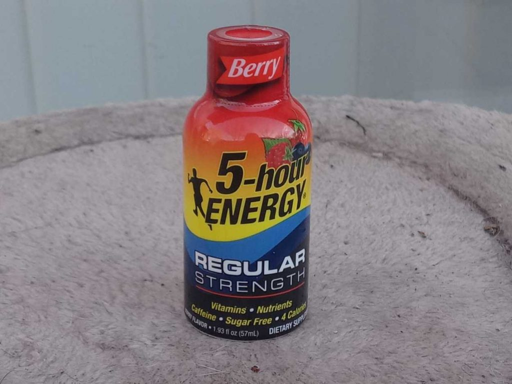 picture of 5-hour energy