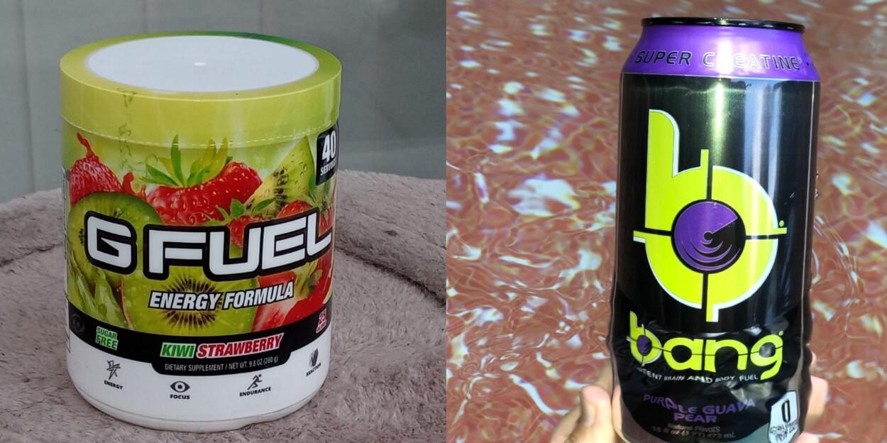 G Fuel VS Bang.