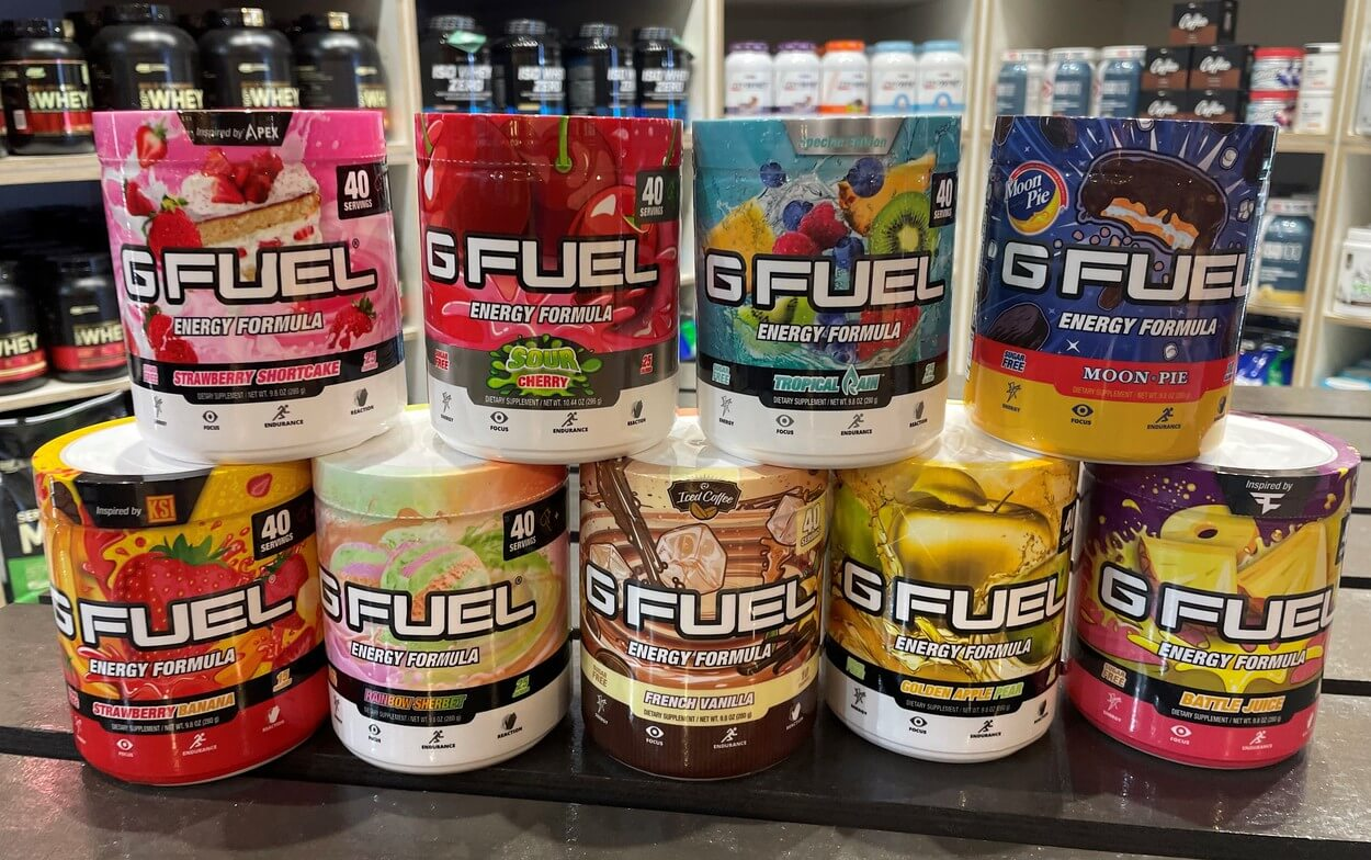 Is G Fuel Energy Drink Healthy? (How Good Is It?)