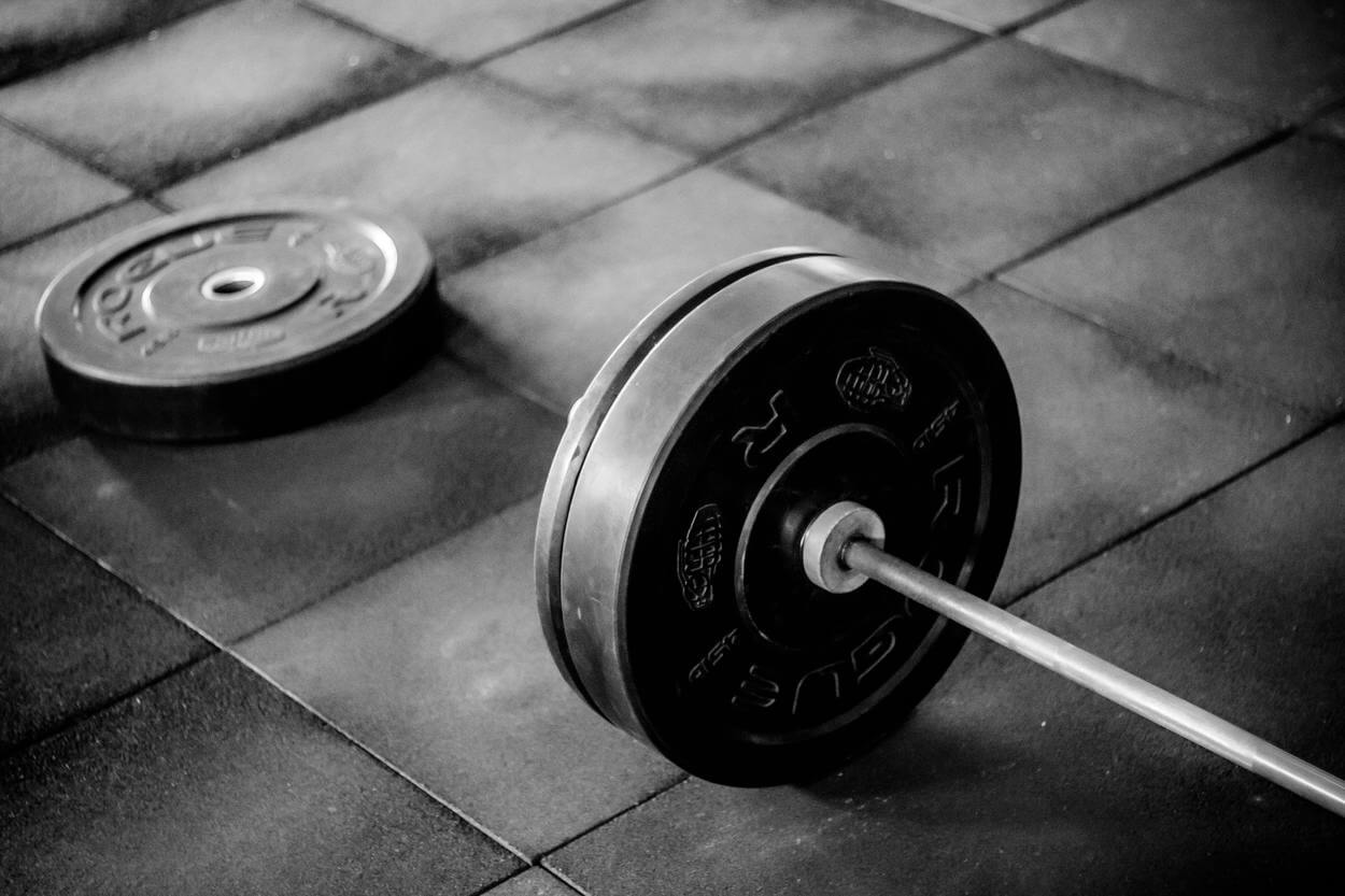 Some weights.