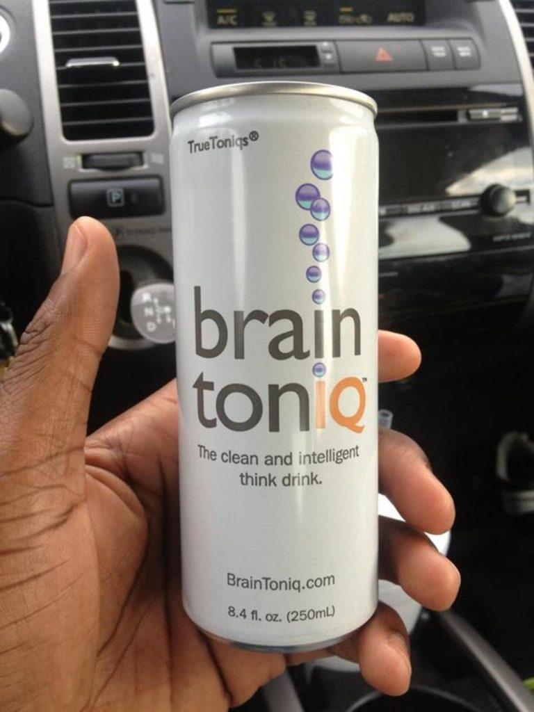 BrainToniq drink.