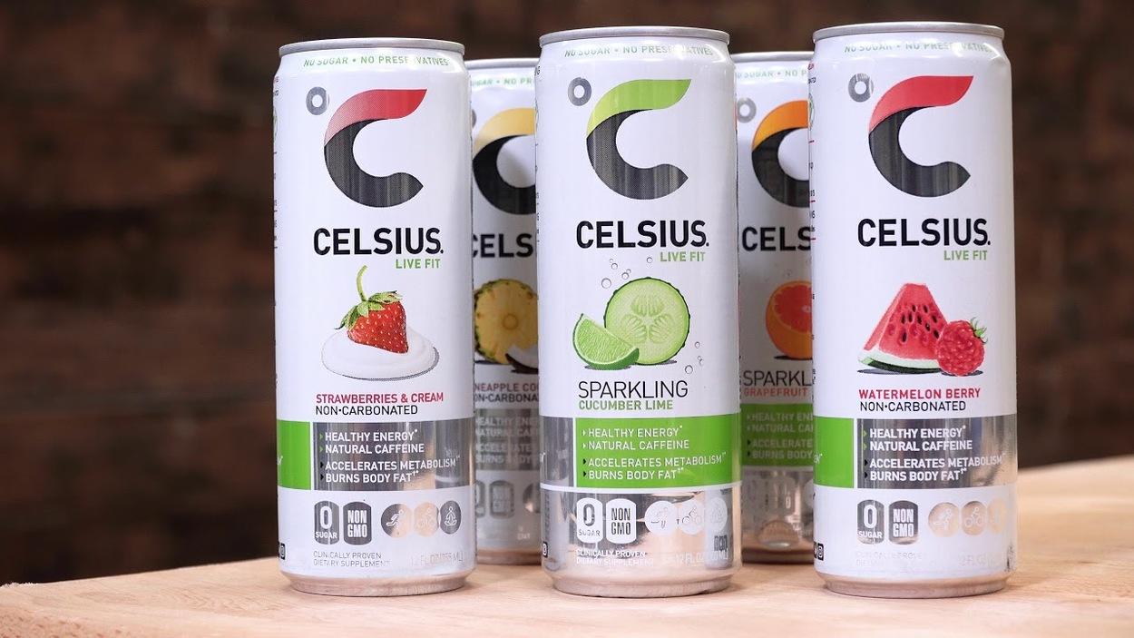 Celsius Energy Drink
