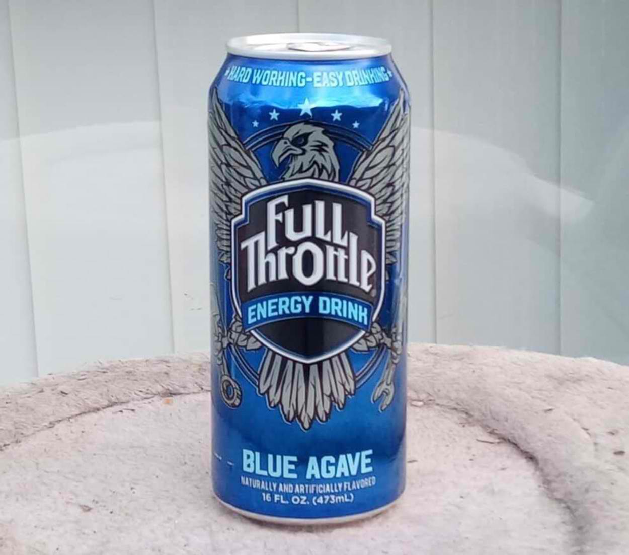 Full Throttle Caffeine and Ingredients (Essential)
