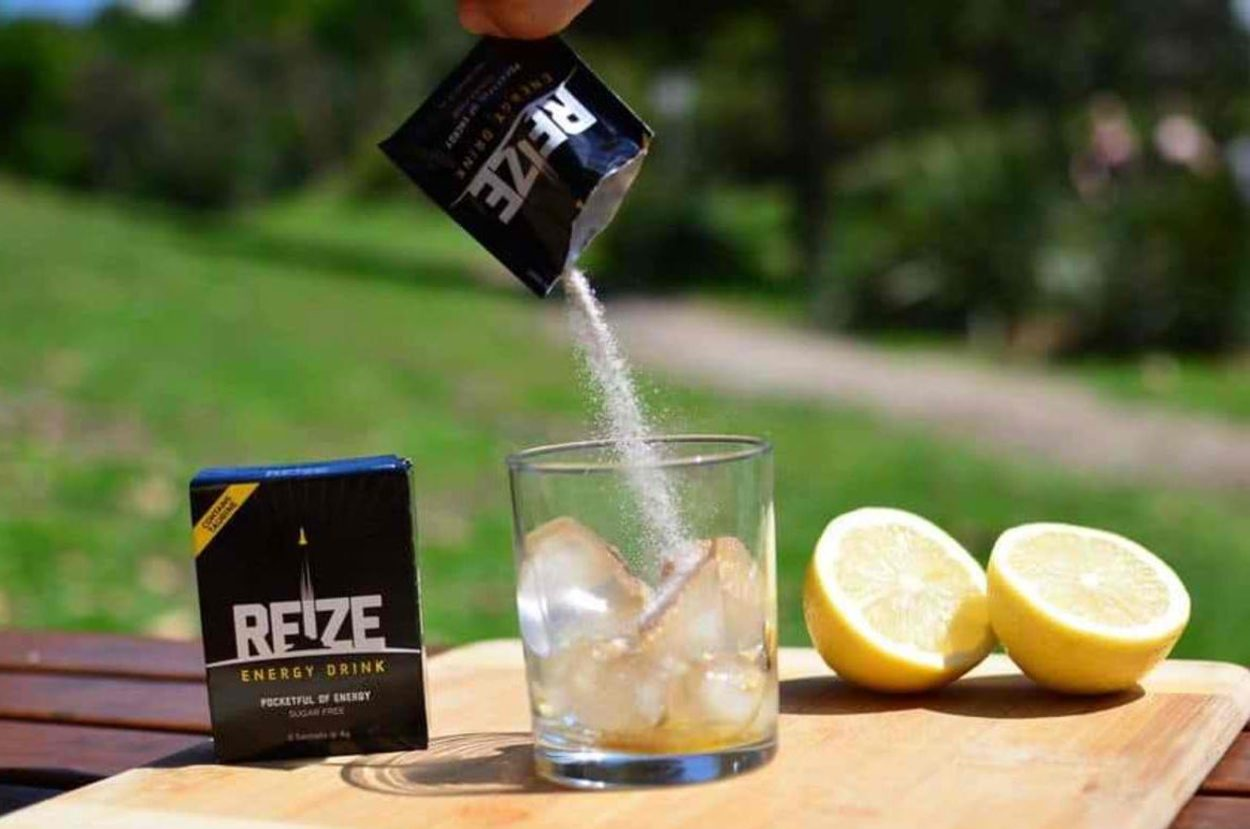 REIE Energy Drink.
