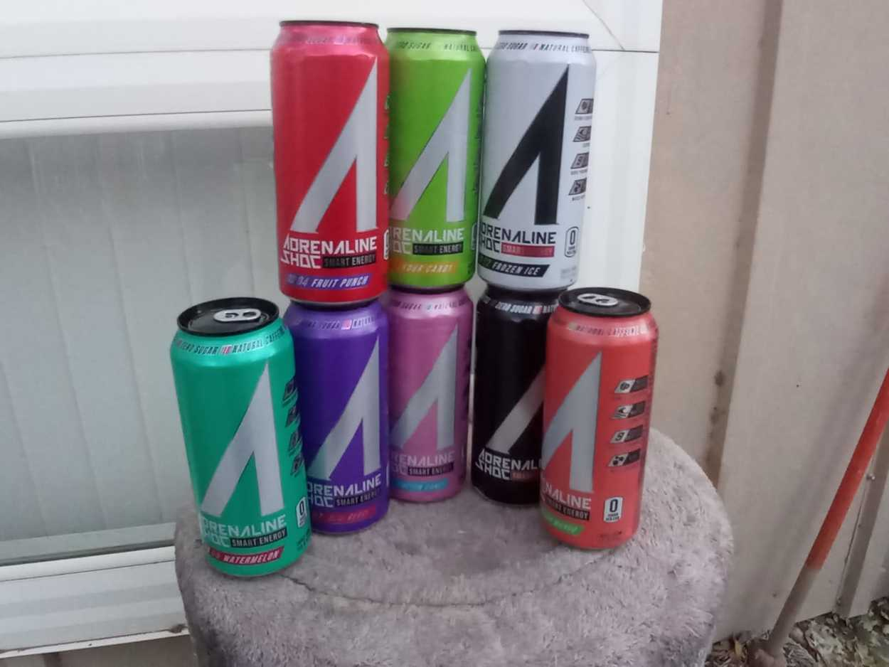 Does Adrenaline Shoc Energy Drink Actually Work? (Facts)
